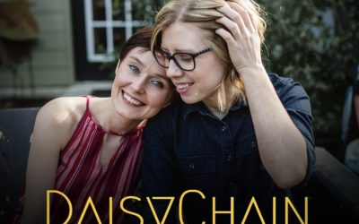 DAISY CHAIN TO OPEN FOR AUGUST 15 CONCERT IN THE PARK